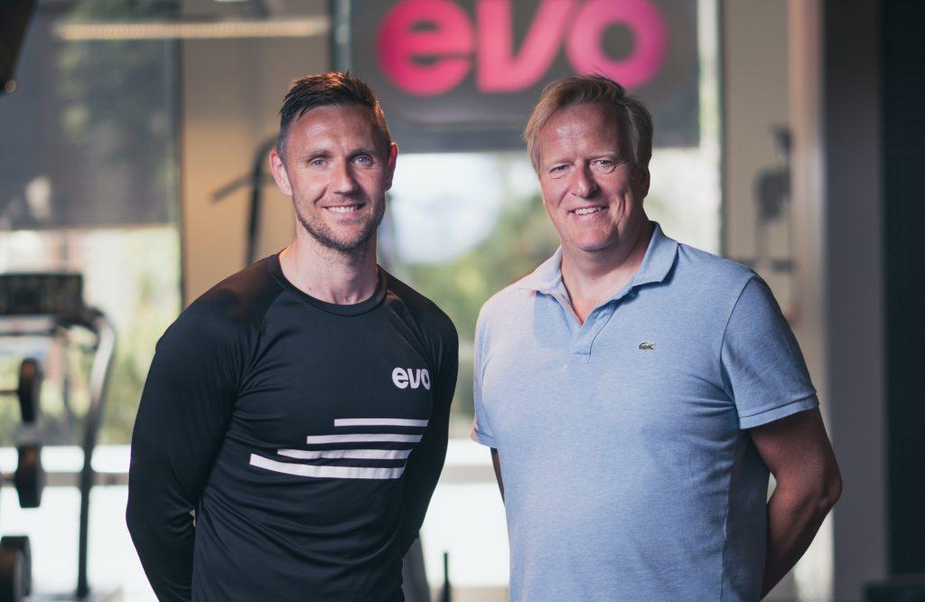 Morten Hellevang og Henning Holm i EVO